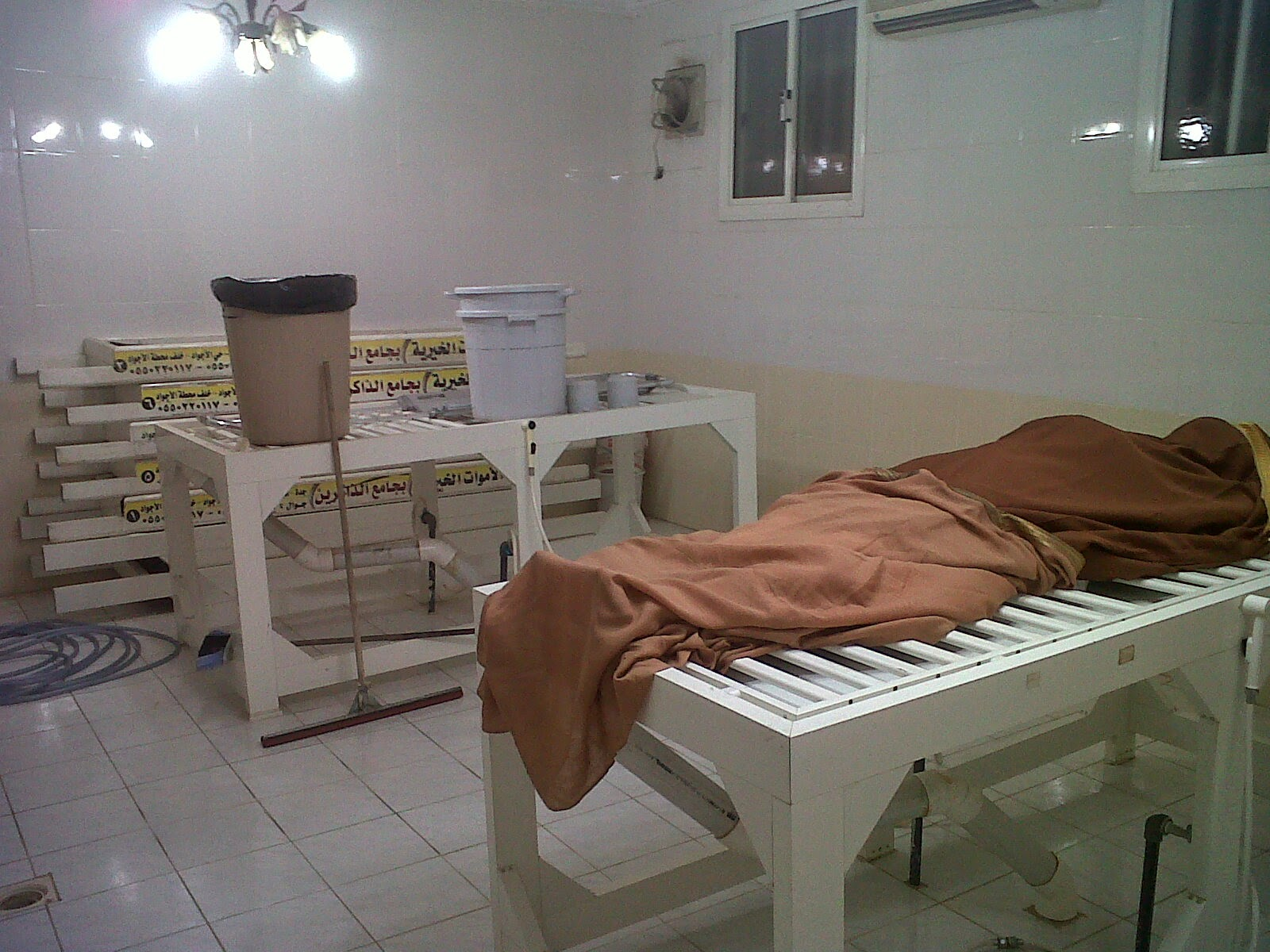 مغسل الأموات يروي أغرب قصة موت رآها في حياته لا اله الا الله تعرف عليها الان