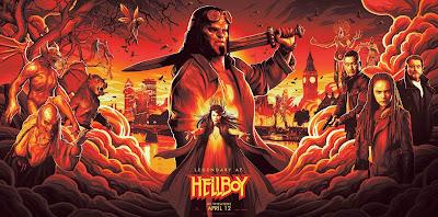 Hellboy - Banner & Segundo Trailer