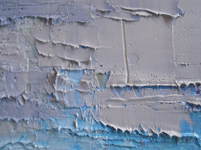 Daily painters abstract gallery for Artist mural contract