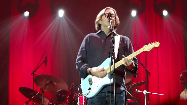 Un Clásico: Eric Clapton - I Shot The Sheriff (En Vivo)