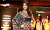 Actor Prachi Mishra walks the ramp