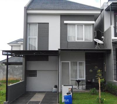 Desain Rumah Minimalis Tipe 36 2 Lantai