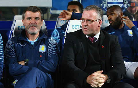 ASTON VILLA - Paul Lambert