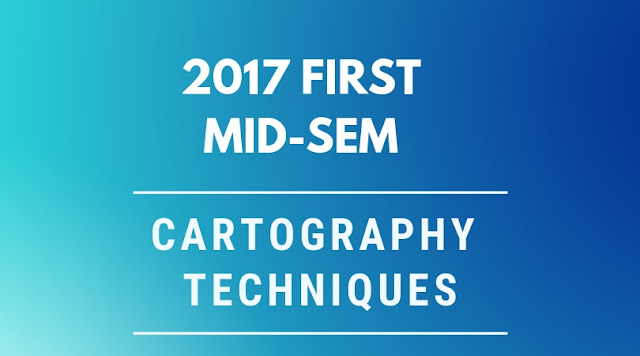 CARTOGRAPHY TECHNIQUE GEOGRAPHY INTERNAL 2017