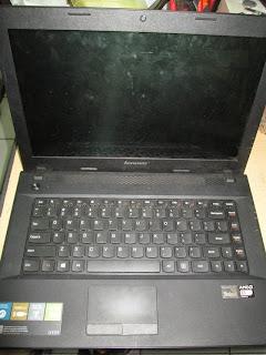 Laptop Lenovo G405 Seken