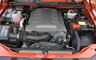 Hummer H1 H2 H3 Engine Specs