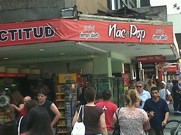 fast food na Argentina
