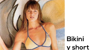 Bikini y Short Crochet / Paso a paso