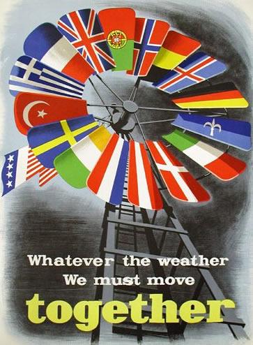 Marshall Plan Poster