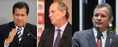 Ciro Gomes pede para visitar Lula em Curitiba