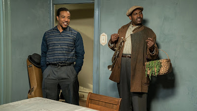 Fences Movie Denzel Washington and Russell Hornsby (10)