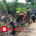 TNI Koramil Kunir Lumajang Andil Dalam Pembuatan Box Kontrol Pembagian Air