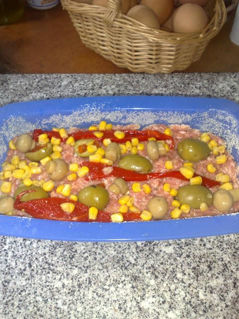 Pastel de carne picada ( carne molida) / Fue un día como hoy