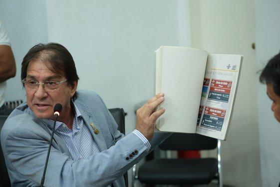 Fernando Alves, representante da BRP,