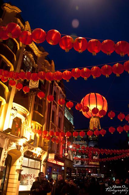 citytrip Londres London China Town