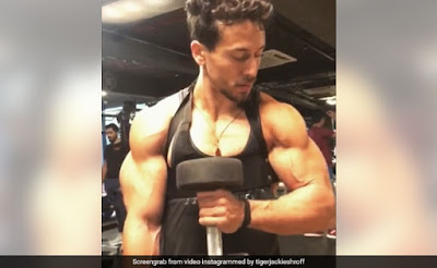 Tiger Shroff will hit Hrithik Roshan with 'horrible' body, seen 1.4 million times Viral Video