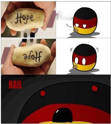 Hoffnung und Untergang - Deutsche Kartoffel - Deutsche Politik