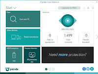 Tutorial dan Cara Install Panda Free Antivirus
