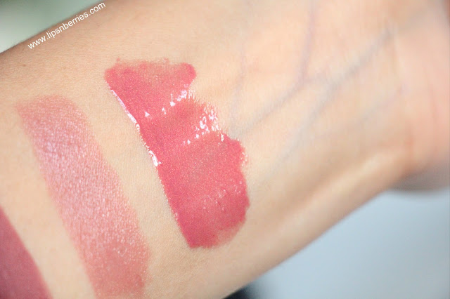 MAC tolerance ceremsheen glass swatch