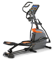 AFG 5.3AE Elliptical Trainer, comparison review versus AFG 3.3AE