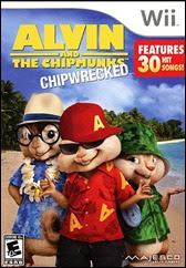 Chipwrecked for Wii