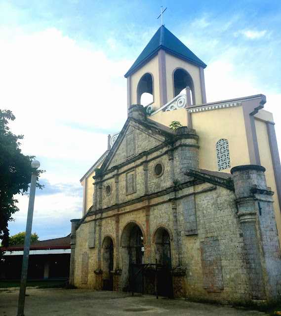 San Juan Nepomuceno Church Ruins