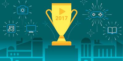 جوجل بلاي تعلن عن افضل الالعاب و التطبيقات لسنة 2017