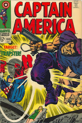 Captain America #108, the Trapster