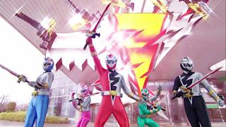 Kishiryu Sentai Ryusoulger - 08 Subtitle Indonesia and English