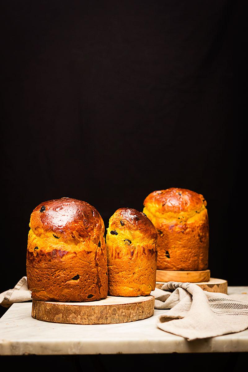 Kulich o Pan  de Pascua Ruso