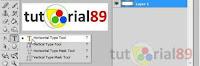 Cara membuat logo blog untuk header blog dengan photoshop