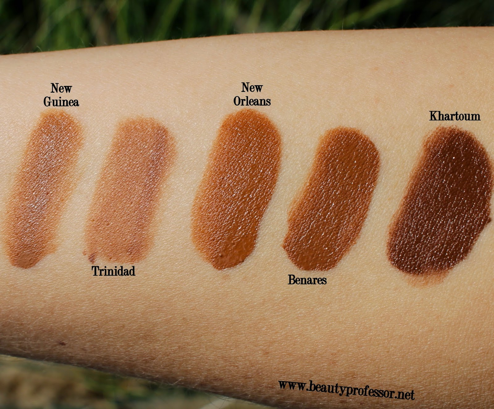 Sheer Glow Foundation by NARS #15