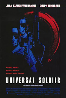 Universal Soldier (Special Edition) 1992 DVD R1 NTSC Sub