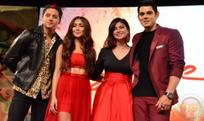 The Star Studded Press Conference Of La Luna Sangre! Must See Photos Here!