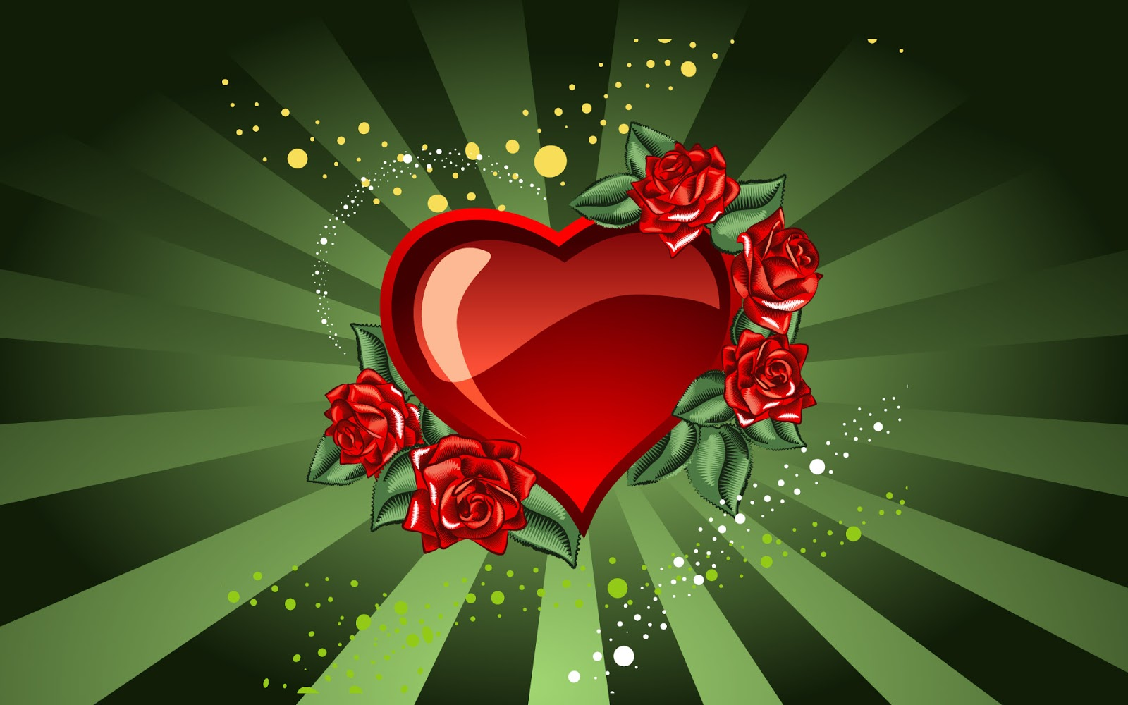 Valentine backgrounds wallpapers love red