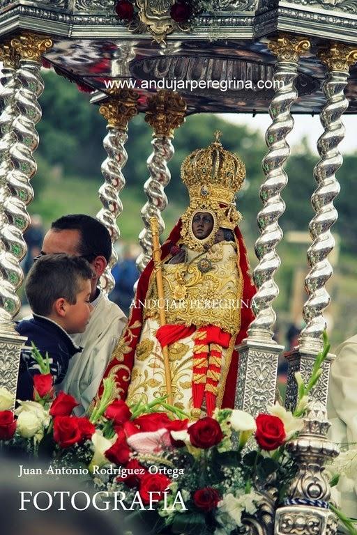 imagen Romeria Virgen de la Cabeza