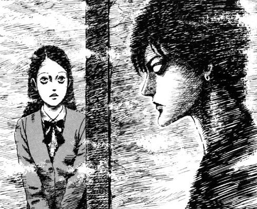 El muerto enfermo de amor - Junji Ito