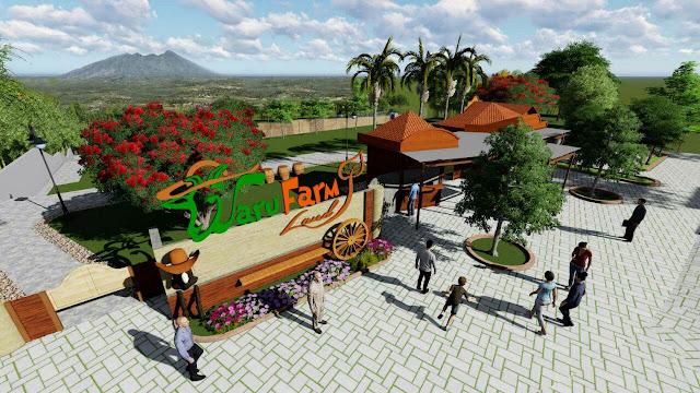 Kavling Tasnim Garden Bogor