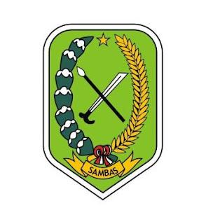 Lambang Kabupaten Sambas