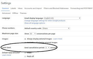 How To Unsend An Already Sent Email In Gmail