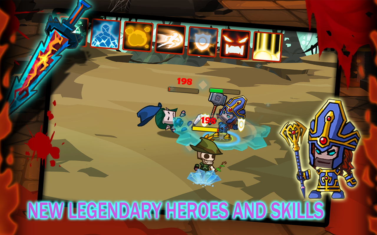 TinyLegends Crazy Knight MOD APK
