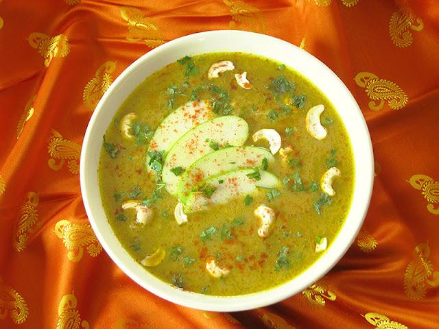 Mulligatawny - Soupe anglo-indienne.