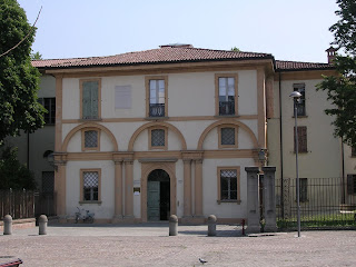 The Casa Carducci in Bologna houses the  Civic Museum of the Risorgimento
