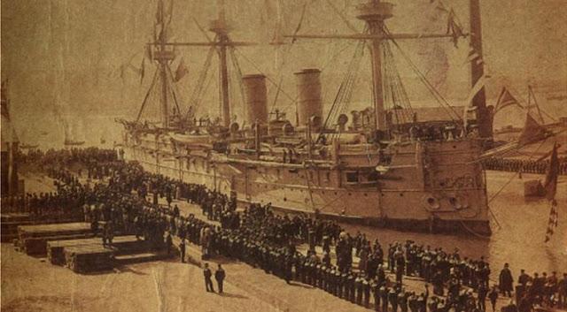 Βρέθηκε ναυάγιο ρωσικού πλοίου που μετέφερε χρυσό 133 δισ. δολ (βίντεο)