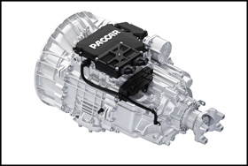 PACCAR 12-speed Automated Transmission