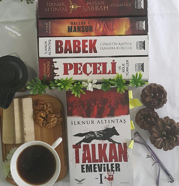 Talkan-Emeviler 1 - İlknur Altıntaş