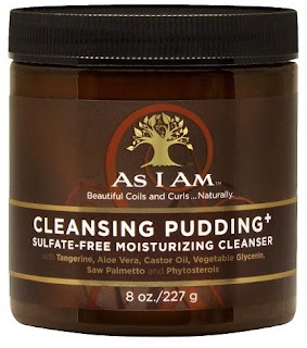 As I Am Cleansing Pudding Sulfate-Free Moisturizing Cleanser