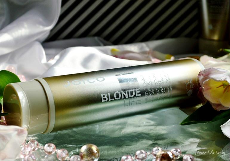 Joico Blonde Life™ Brightening Shampoo - Szampon dla oczyszczenia i połysku