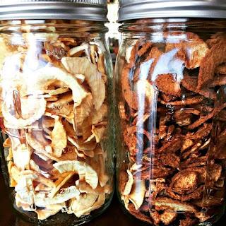 dryinng apples | dehydrator