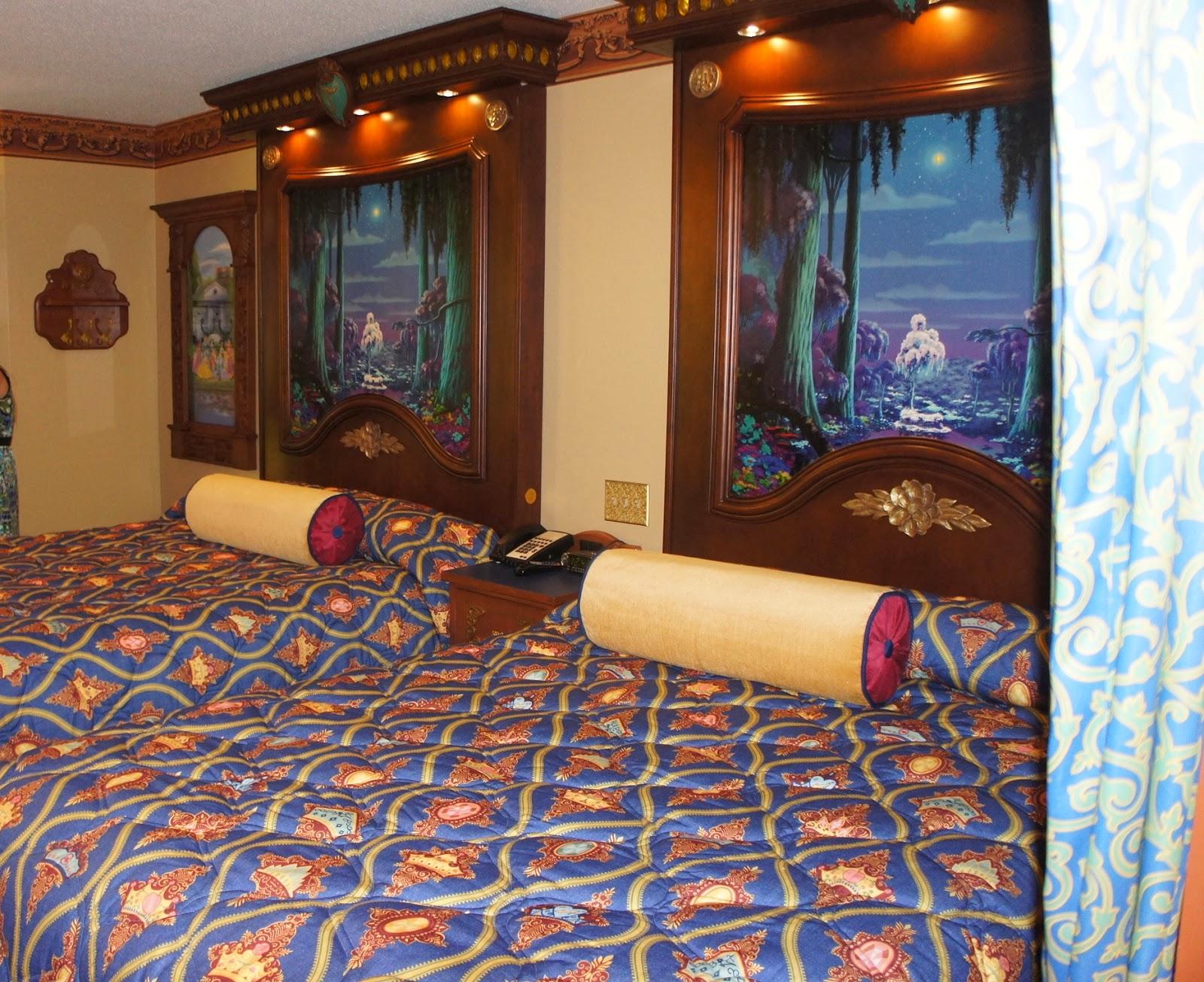 Disney Devoted Port Orleans Riverside Royal Rooms